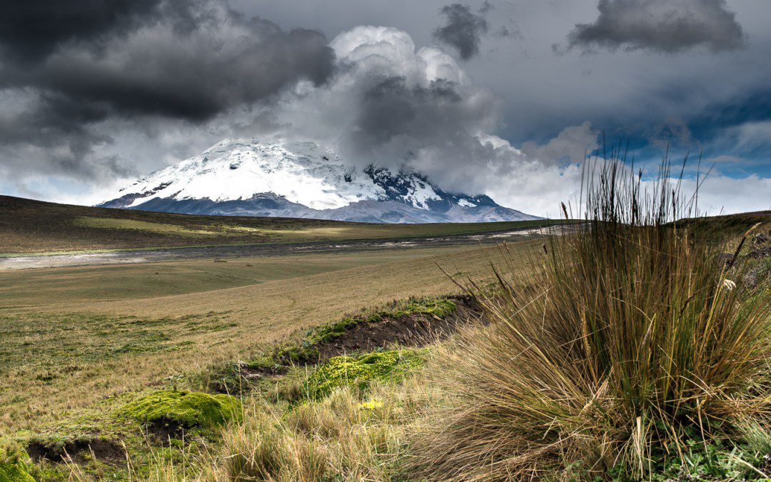 Antisana volcano