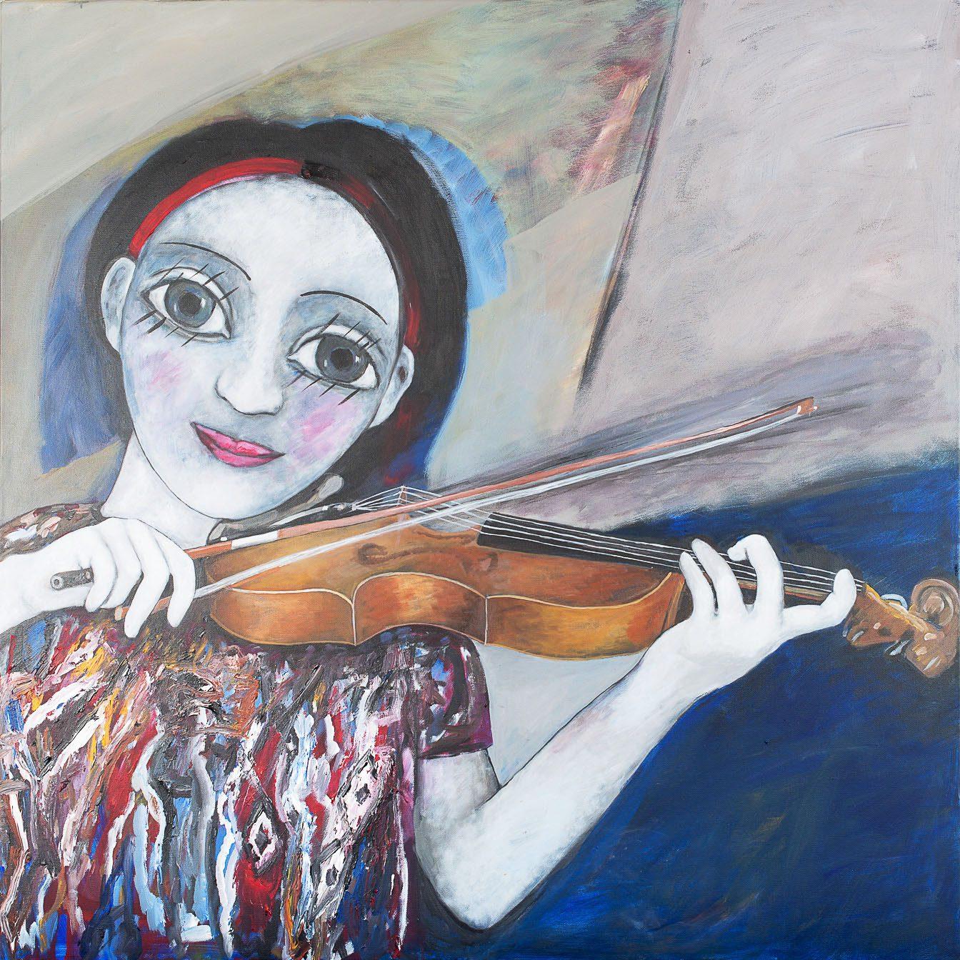 La-violonista