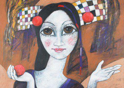 Malabarista - Artist : Carlos Rosero