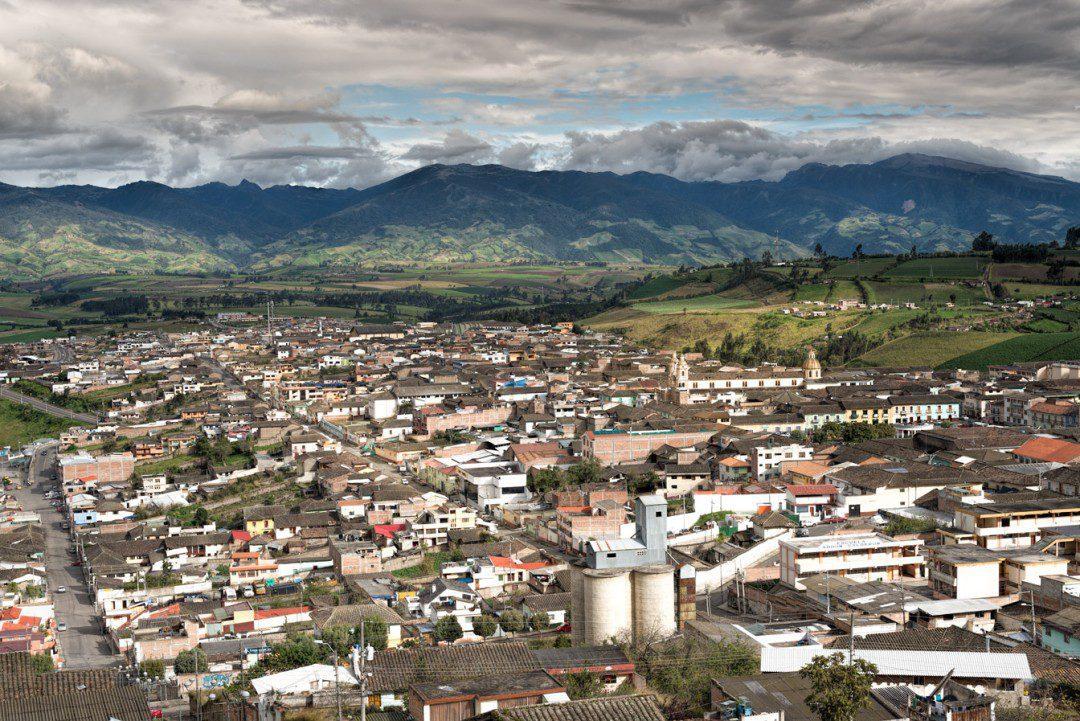 San Gabriel Village Ecuador